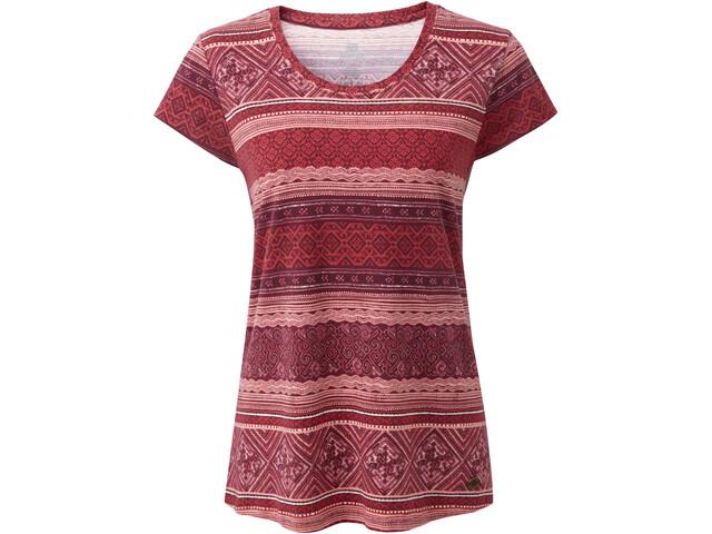 Sherpa Kira T-shirt Femme, golbera